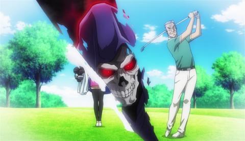 ゴルフがパァになるトネガワ