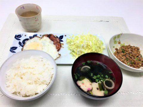 コクリコ荘の朝食