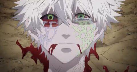 涙を流すがん細胞